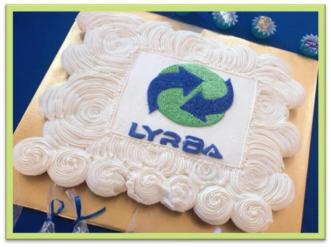 Reconocimiento a la Lealtad y antigüedad LYRBA