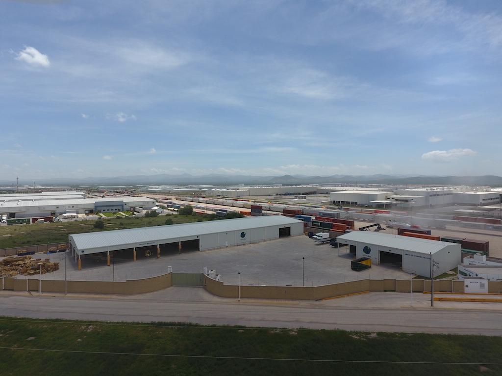 Parque Ind. Logistik, SLP - SAN LUIS POTOSI